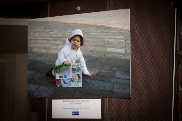 Kiállításon a Nyugati téri Alexandra könyvesházban