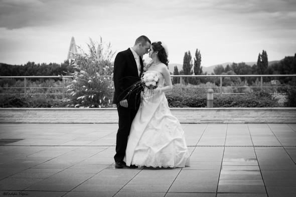 Esküvői fotózás a Ramada Resort Aquaworld-ben