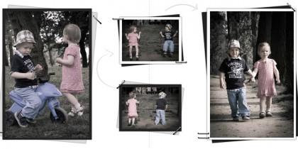 Fotókönyv minta