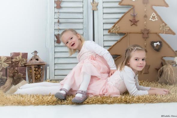 Karácsonyi hangulatú fotózás